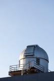 De koepel van het waarnemingscentrum Stock Fotografie