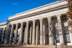 De Koepel van Massachusetts Institute of Technology MIT - Cambridge, Massachusetts, de V.S. royalty-vrije stock afbeeldingen