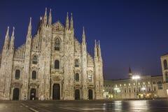 De Koepel van Milaan Royalty-vrije Stock Foto