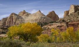 De Koepel van Navajo royalty-vrije stock afbeeldingen