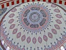 De koepeldetail van de moskee Royalty-vrije Stock Foto