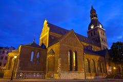 De Koepelkathedraal van Riga Royalty-vrije Stock Fotografie