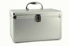 De koffer van het metaal Stock Afbeelding