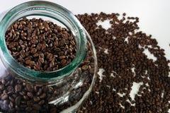 De koffie Stock Foto's