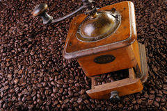 De koffie Royalty-vrije Stock Fotografie