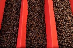 De koffie Stock Afbeeldingen