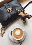 De koffie draagt Stock Foto's