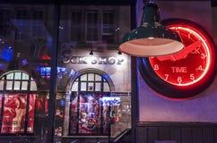 De Koffie Londen van de harde Rots stock fotografie