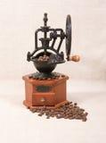 De koffie miljoen overhandigt getrokken illustratie Royalty-vrije Stock Afbeelding