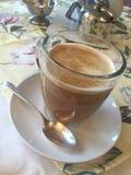 De Koffie van Americano Stock Afbeeldingen