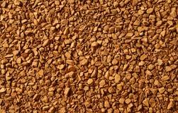 De koffie van de grond Stock Fotografie