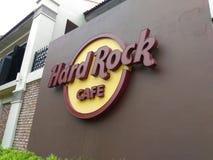 De Koffie van de harde Rots Royalty-vrije Stock Fotografie