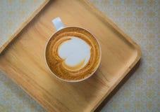 de koffie van de koffiekop/nadruk Royalty-vrije Stock Foto