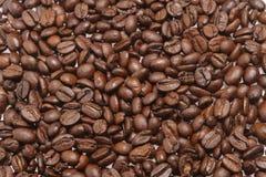 De koffie van de korrel Stock Afbeeldingen