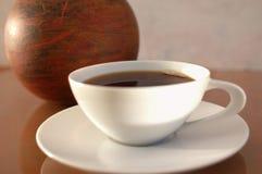 De Koffie van de kunst Royalty-vrije Stock Afbeelding