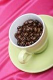 De Koffie van de manier Stock Foto's