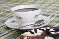 De koffie van de middag Stock Foto