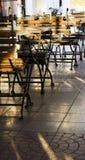 De koffie van de straat Stock Foto