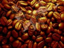 De koffie van het aroma Stock Fotografie