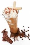 De koffie van het ijs. royalty-vrije stock afbeelding