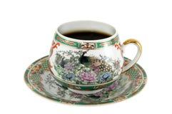De koffie van koppen Royalty-vrije Stock Afbeeldingen