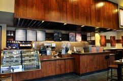 De koffie van Starbucks
