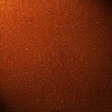 De koffieachtergrond van de grond met lichtstraal royalty-vrije stock afbeelding