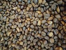 De koffieboon maakt u altijd gevoelsgoed 1 stock fotografie
