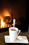 De koffiekop Royalty-vrije Stock Foto