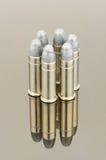 De Kogels van het pistool Royalty-vrije Stock Foto's