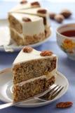 De Kolibrie van de cake. stock afbeelding