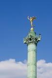 De kolom Bastille Stock Fotografie