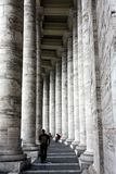 De kolom van Bernini Stock Fotografie