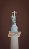 De kolom van de alexandrijn royalty-vrije stock foto
