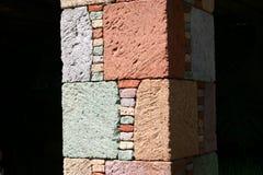 De kolom van de steen Royalty-vrije Stock Foto's