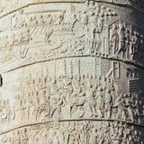 De kolom van Trajan Royalty-vrije Stock Fotografie