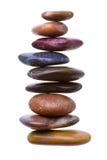 De kolom van Zen Stock Fotografie