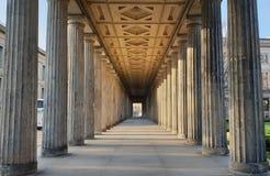 De kolommen van Berlijn stock foto's