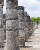 De kolommen van de rots en van de steen royalty-vrije stock foto's
