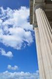 De kolommen van het graniet Stock Fotografie