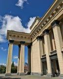 De kolommen van het operatheater royalty-vrije stock afbeeldingen