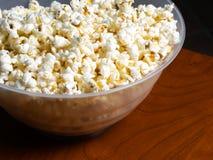 De kom van de popcorn Royalty-vrije Stock Afbeelding