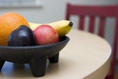 De Kom van het fruit Stock Foto's
