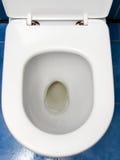 De kom van het toilet Royalty-vrije Stock Fotografie