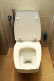 De Kom van het toilet royalty-vrije stock afbeelding