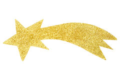 De komeet van Kerstmis Royalty-vrije Stock Foto