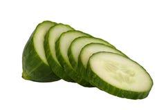 De komkommer van de besnoeiing Royalty-vrije Stock Fotografie