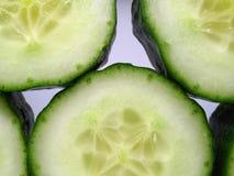 De komkommer van het detail Royalty-vrije Stock Foto