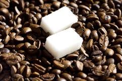 De kommen van de suiker royalty-vrije stock foto's