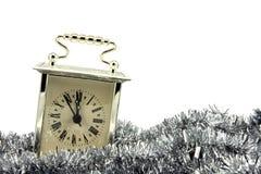 De komst van het nieuwjaar Stock Afbeelding